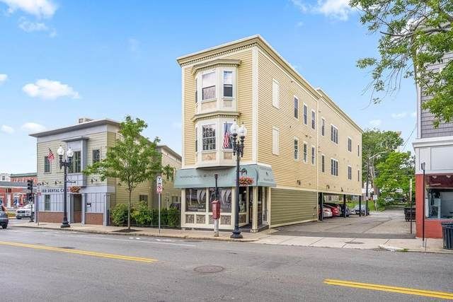 406 Main Street #7, Melrose, MA 02176 (MLS #72697808) :: Berkshire Hathaway HomeServices Warren Residential