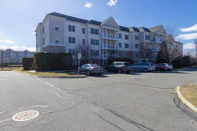 416 John Mahar Hwy #3102, Braintree, MA 02184 (MLS #72697894) :: Cosmopolitan Real Estate Inc.