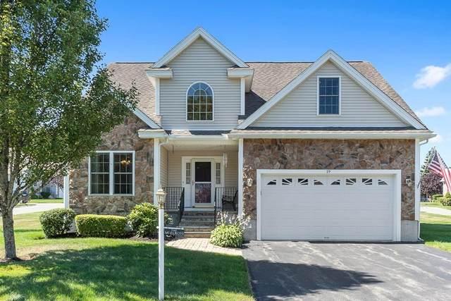 19 Rebecca Way #16, Methuen, MA 01844 (MLS #72698062) :: Berkshire Hathaway HomeServices Warren Residential