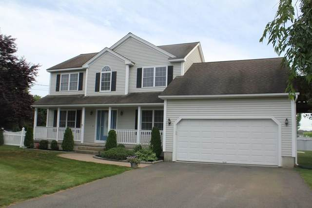 5 Plumtree Way, Agawam, MA 01030 (MLS #72698111) :: EXIT Cape Realty