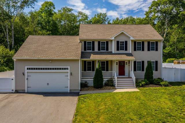 24 Myles Standish Dr, Dartmouth, MA 02747 (MLS #72698354) :: Parrott Realty Group