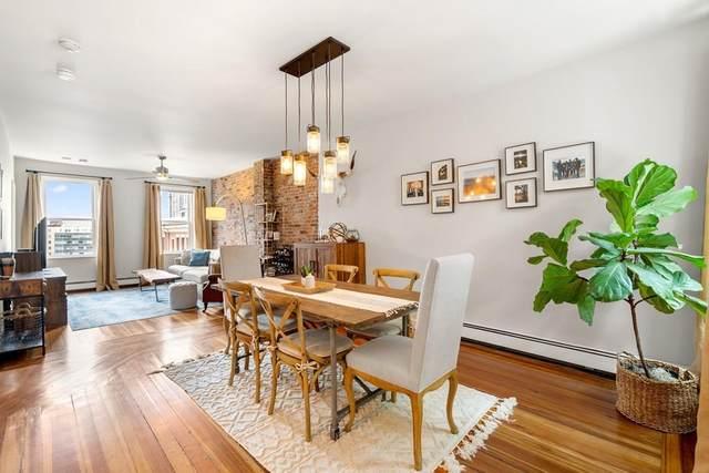 58 Myrtle St #5, Boston, MA 02114 (MLS #72698502) :: Berkshire Hathaway HomeServices Warren Residential