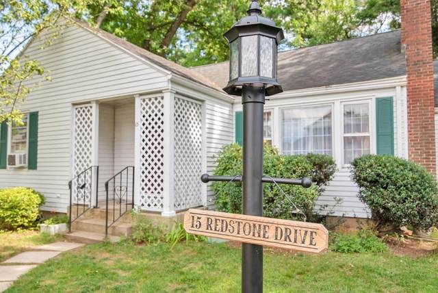 15 Redstone Drive, Springfield, MA 01118 (MLS #72698693) :: The Gillach Group