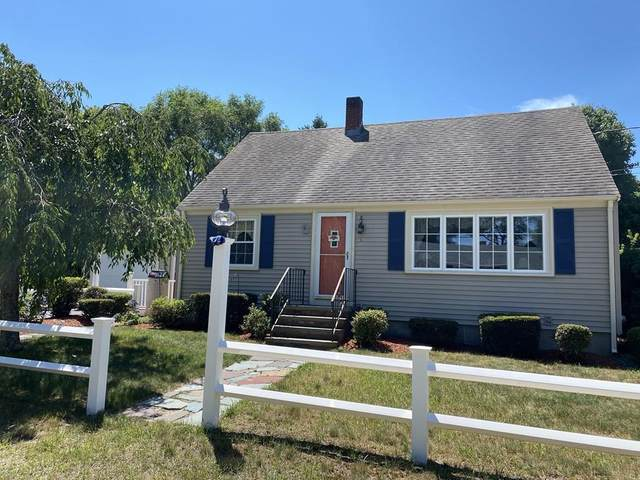 16 Marion Rd, Weymouth, MA 02191 (MLS #72698850) :: The Seyboth Team
