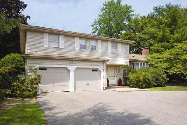 436 Brookline Street, Newton, MA 02459 (MLS #72699025) :: EXIT Cape Realty