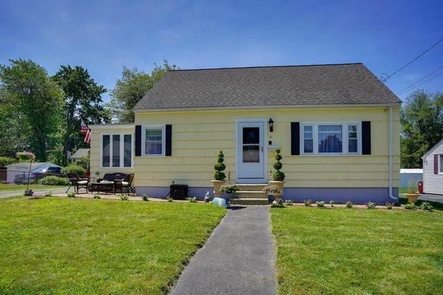 21 Brian Rd, Lowell, MA 01850 (MLS #72699166) :: The Duffy Home Selling Team