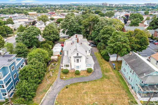 252 Main St, Medford, MA 02155 (MLS #72699202) :: Welchman Real Estate Group