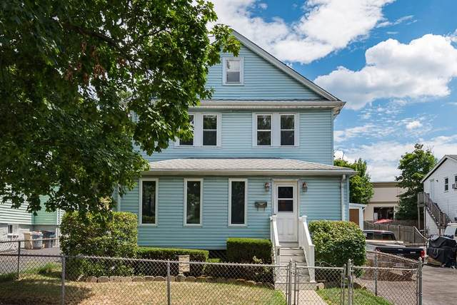 15 Burns Ave, Quincy, MA 02169 (MLS #72699256) :: Kinlin Grover Real Estate