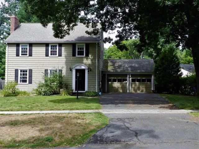 48 Stirling Street, Longmeadow, MA 01106 (MLS #72699426) :: NRG Real Estate Services, Inc.