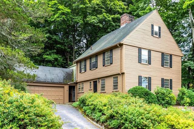 29 Winslow Rd, Winchester, MA 01890 (MLS #72699454) :: The Gillach Group