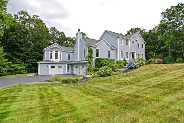 10 Farm Rd, Rehoboth, MA 02769 (MLS #72699491) :: The Gillach Group