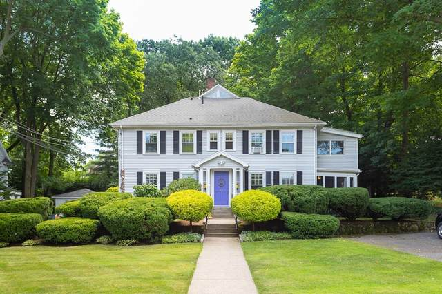 46 Brookside Ave, Newton, MA 02460 (MLS #72699575) :: Berkshire Hathaway HomeServices Warren Residential