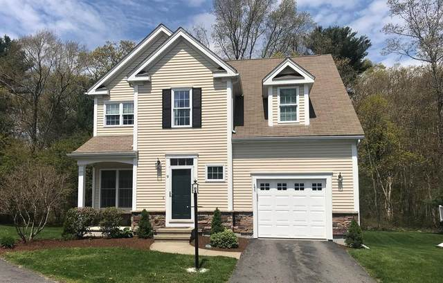 9 Heather Way, Raynham, MA 02767 (MLS #72699597) :: Parrott Realty Group