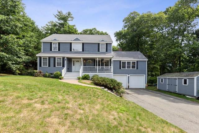 1 Ice House, Beverly, MA 01915 (MLS #72699600) :: The Gillach Group