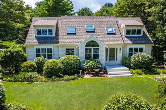 161 Tern Lane, Barnstable, MA 02632 (MLS #72699601) :: Exit Realty