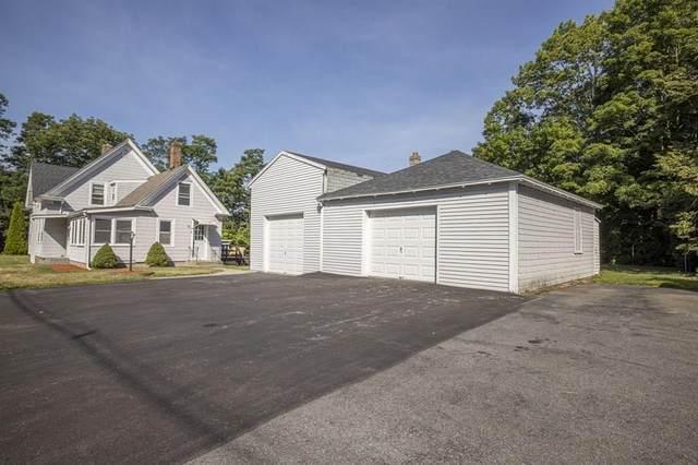 36 N Walker St, Taunton, MA 02780 (MLS #72699811) :: Berkshire Hathaway HomeServices Warren Residential