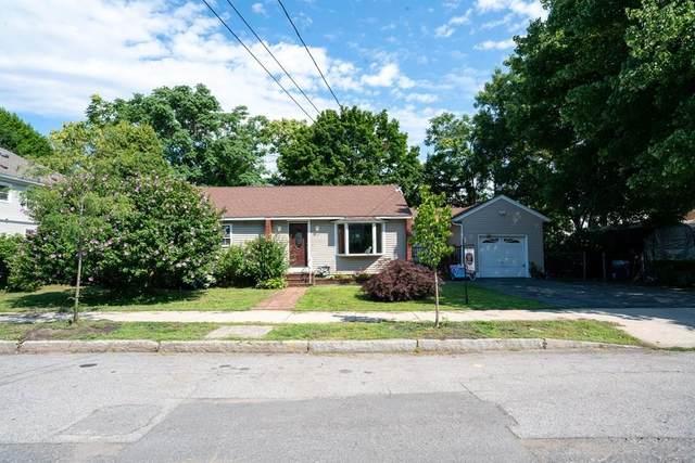 119 Salem Street, Lawrence, MA 01843 (MLS #72699880) :: The Seyboth Team