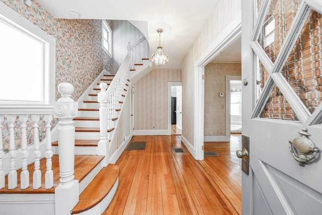 25 Westover St, Boston, MA 02132 (MLS #72699944) :: Conway Cityside