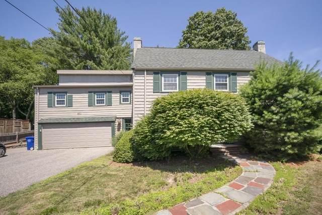 850 Dedham St, Newton, MA 02459 (MLS #72700001) :: Cosmopolitan Real Estate Inc.