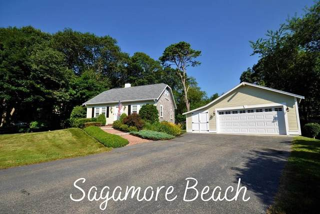 46 Siasconset Drive, Bourne, MA 02562 (MLS #72700007) :: EXIT Cape Realty