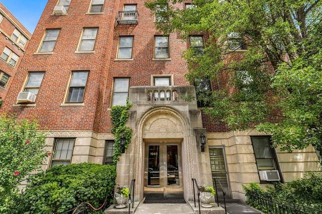 1945 Commonwealth Ave #33, Boston, MA 02135 (MLS #72700039) :: Berkshire Hathaway HomeServices Warren Residential