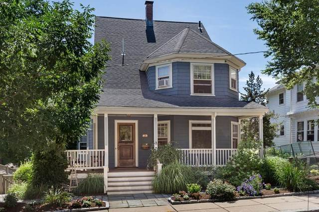28 Ainsworth St, Boston, MA 02131 (MLS #72700357) :: Berkshire Hathaway HomeServices Warren Residential