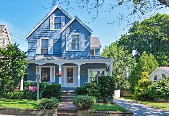 8 Grafton St, Wakefield, MA 01880 (MLS #72700496) :: Berkshire Hathaway HomeServices Warren Residential