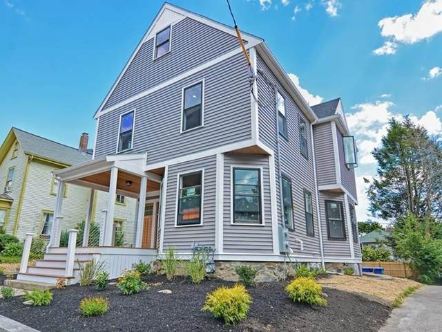 96 Floral Street #2, Newton, MA 02461 (MLS #72700499) :: Trust Realty One