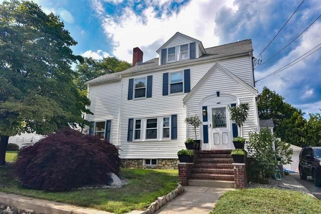 192 Laurel St, Melrose, MA 02176 (MLS #72700593) :: Berkshire Hathaway HomeServices Warren Residential