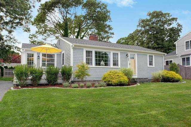 37 Bluff Ave, Mashpee, MA 02649 (MLS #72700746) :: Berkshire Hathaway HomeServices Warren Residential