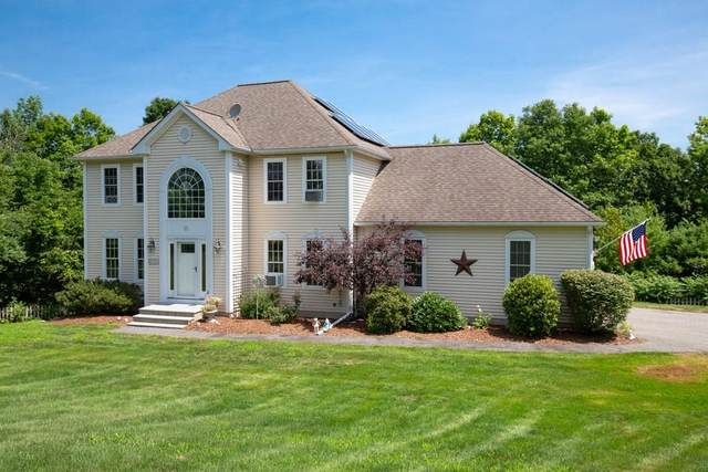 11 Winifreds Way, Rutland, MA 01543 (MLS #72700769) :: Berkshire Hathaway HomeServices Warren Residential