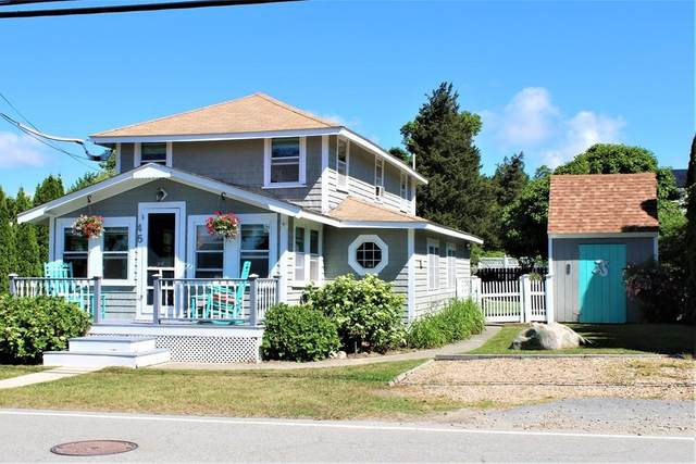 45 Angelica Ave, Mattapoisett, MA 02739 (MLS #72700956) :: The Gillach Group