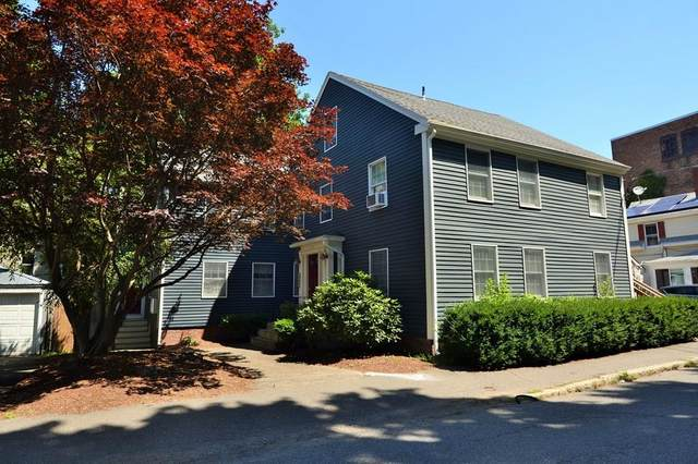 19 Wallis Street #4, Beverly, MA 01915 (MLS #72700977) :: The Gillach Group
