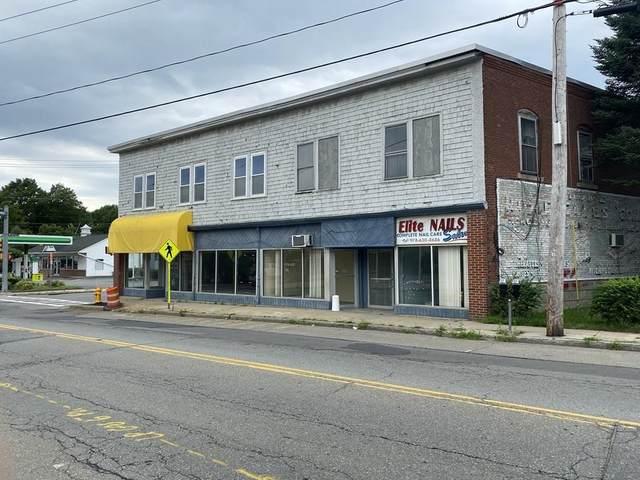 205-213 Main Street, Gardner, MA 01440 (MLS #72701088) :: Re/Max Patriot Realty