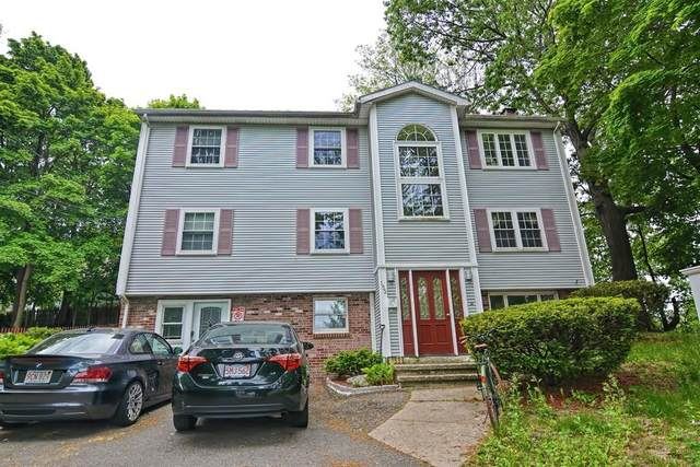 153 Bigelow St #1, Boston, MA 02135 (MLS #72701121) :: Berkshire Hathaway HomeServices Warren Residential