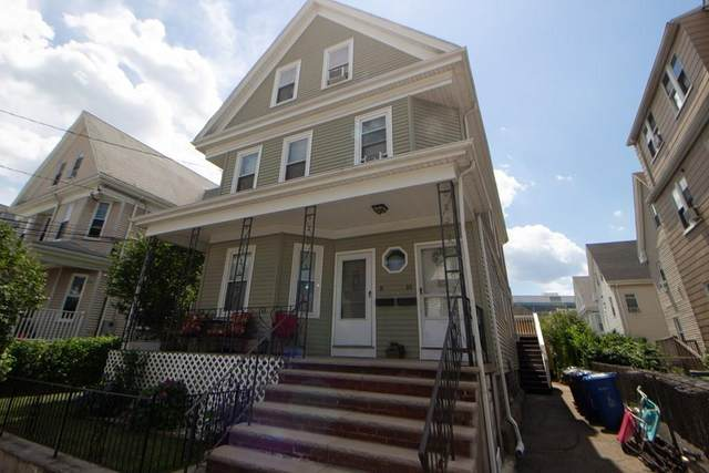 8 Benson Street, Boston, MA 02135 (MLS #72701205) :: Berkshire Hathaway HomeServices Warren Residential