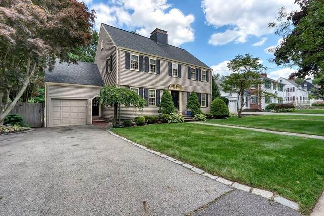 135 Lincoln Street, Melrose, MA 02176 (MLS #72701209) :: Berkshire Hathaway HomeServices Warren Residential
