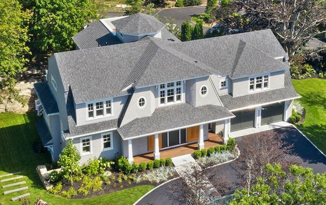 94 Nichols Road, Cohasset, MA 02025 (MLS #72701239) :: Kinlin Grover Real Estate