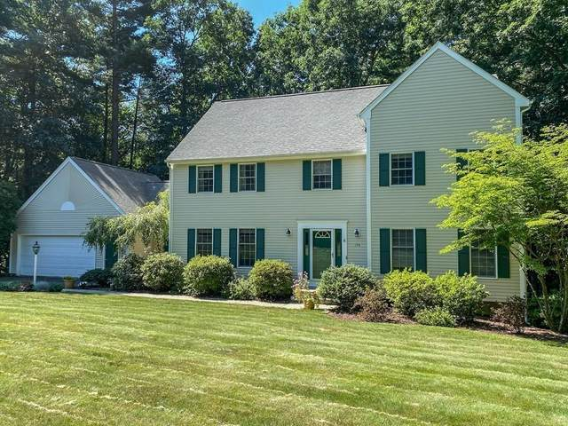 174 Wildflower Drive, Amherst, MA 01002 (MLS #72701253) :: The Gillach Group