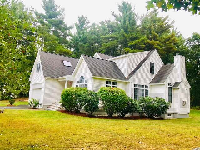 5 Casie Ln, Westford, MA 01886 (MLS #72701622) :: The Gillach Group