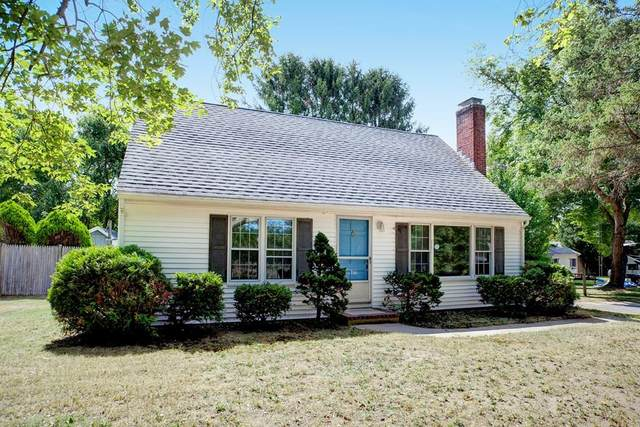 885 Sandwich Rd, Falmouth, MA 02536 (MLS #72701646) :: The Duffy Home Selling Team