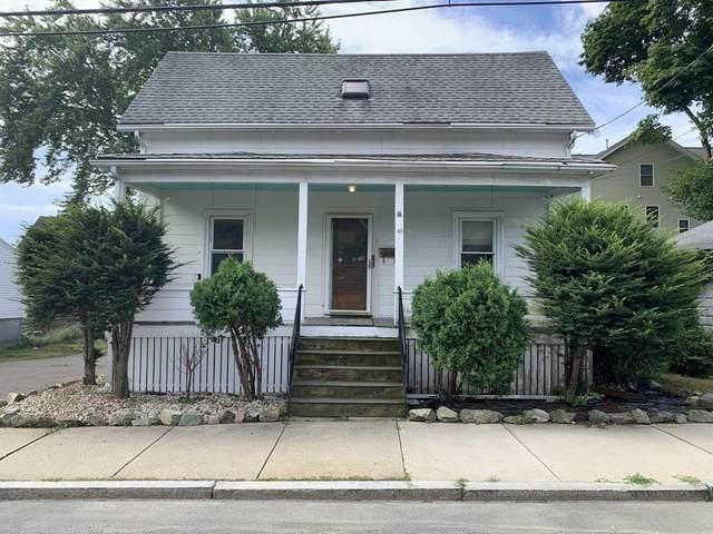 45 Valley Street, Malden, MA 02481 (MLS #72701651) :: Berkshire Hathaway HomeServices Warren Residential