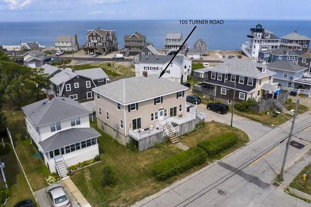 105 Turner Road, Scituate, MA 02066 (MLS #72701693) :: Exit Realty