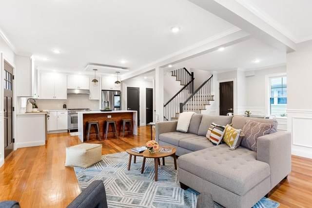 160 Sharon St #160, Medford, MA 02155 (MLS #72701730) :: Berkshire Hathaway HomeServices Warren Residential