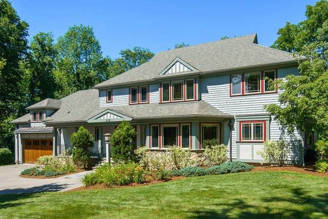 215 Lincoln Rd, Lincoln, MA 01773 (MLS #72701830) :: The Gillach Group
