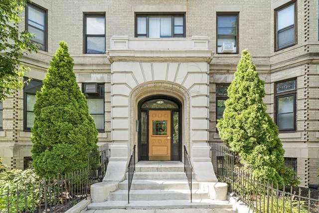 137 Peterborough St #21, Boston, MA 02215 (MLS #72701966) :: Berkshire Hathaway HomeServices Warren Residential