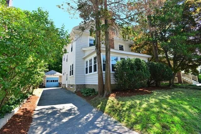 67 Winsor Ave, Watertown, MA 02472 (MLS #72702015) :: Berkshire Hathaway HomeServices Warren Residential