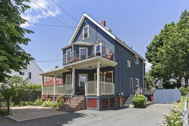 30 Henry St #2, Medford, MA 02155 (MLS #72702175) :: Berkshire Hathaway HomeServices Warren Residential