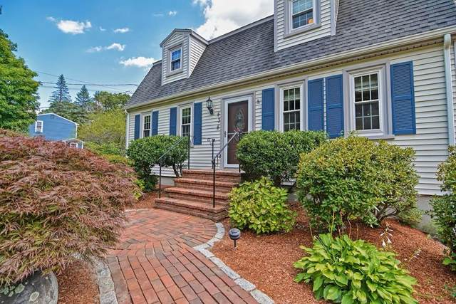 434 Village St, Millis, MA 02054 (MLS #72702179) :: Trust Realty One