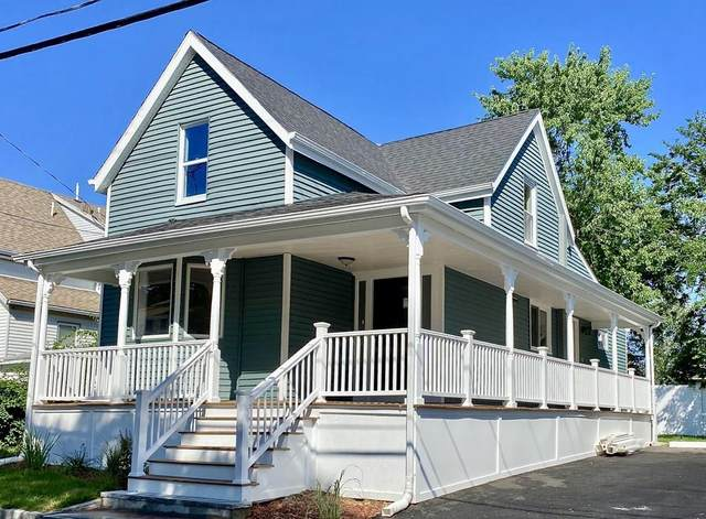 14 Rockwell Ave, Medford, MA 02155 (MLS #72702327) :: Berkshire Hathaway HomeServices Warren Residential